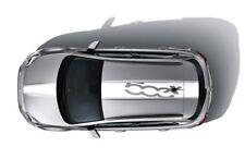 Fiat 500x White Roof & Bonnet Decals New & Genuine 50927499