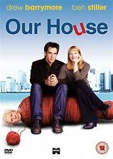 Our House Ben Stiller, Drew Barrymore, Justin Theroux, Swoosie NEW UK R2 DVD