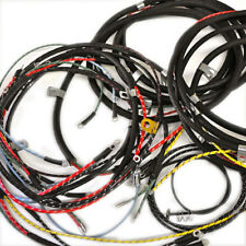 Willys Jeep Wiring Harness Willys CJ2A Horn on Firewall w/ Turn Signals