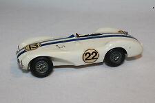 B.T.S. Le Mans Replicas 1954 Aston Martin DB3S, Resin Cast 1/43 Scale