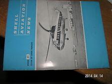 Shell Aviation News n°311 Oscillation réacteurs Progres du Concorde Beavers