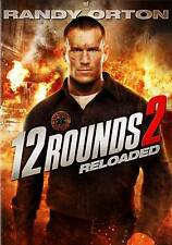 12 Rounds 2: Reloaded (DVD, 2013)Randy Orton is Outstanding in this Film! Sealed