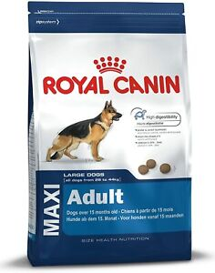 Set 2 x 15 kg Royal Canin Maxi Adult - nuovo