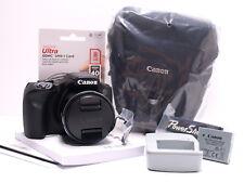 Canon PowerShot SX530 HS Digitalkamera schwarz 16.0 MP CMOS 50x opt. Zoom *NEU*