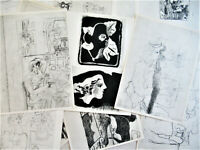 BRAQUE - TWENTY (20) ORIGINAL HELIOGRAVURES-STE#33 - 1955 - FREE SHIPPING IN US!