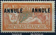 FRANCE COURS D'INSTRUCTION N° 145CI1 NEUF * AVEC CHARNIERE COTE 154€
