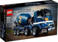42112 LEGO Technic Concrete Mixer Truck Building Set 1163 Pieces Age 10+