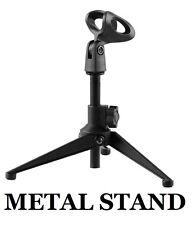Adjustable Metal Tripod Stand Desktop For  Beta57A Beta87A Microphone