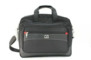 """Laptop Notebook Carrying Briefcase Bag Case Expandable for up to 17.5"""""""