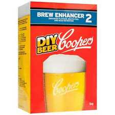 Coopers DIY BEER BREW ENHANCER2 1Kg Enhances Flavour,Mouth Feel & Head Retention
