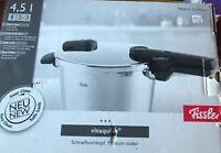 """Fissler 4.8qt (8 3/4"""") Vitaquick Pressure Cooker"""