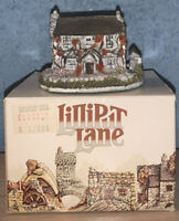 "Lilliput Lane ""Sawrey Grill"" Mint in original box."