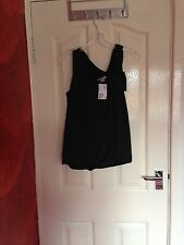 NWT Ladies Black Top