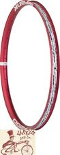SPANO OOZY TRAIL 395+--27.5 X 35MM--32H RED BICYCLE RIM