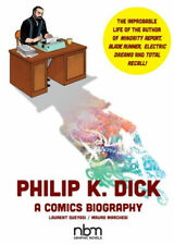 Philip K. Dick: A Comics Biography by Laurent Queyssi