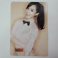 SNSD K-POP Girls' Generation Japan GEE Original Limited YURI Photocard Official