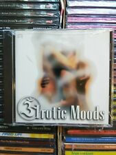 Erotic Moods Vol. 1 by Nusound VARIOUS CD  1998  New Sealed