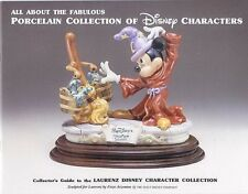 CAPODIMONTE LAURENZE Disney Character Collector Guide all made in Italy
