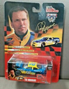 NASCAR Racing Champions Ted Musgrave #16 Diecast Car Vintage 1988 New in Package