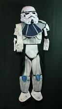 Boys Star Wars Clone Wars Clone Trooper Captain Rex Costume Sz S 4-6
