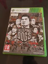 Jeu Sleeping Dogs (Xbox 360)