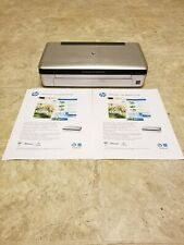 HP OFFICEJET 100 MOBILE INKJET PRINTER normal ware!!! NO BATTERY NO AC ADAPTER!!