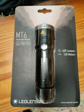 LED Lenser MT-6 Flashlight