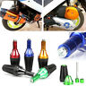 2Pcs Motorcycle No Cut Frame Sliders Crash Protector For Yamaha Kawasaki Honda