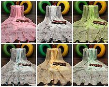 Saree Indian Designer Wedding Party Wear New Linen Silk Sari Ethnic Bollywood GF