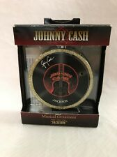 Johnny Cash Musical Ornament 2011 Jackson June Carter Cash