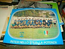 poster 47 x 61 INTER NELLO STILE: LA POTENZA - ED. RITMO 1976