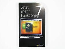 """Microsoft Windows 7 Ultimate """"Anytime Upgrade"""" von 7 Home Premium, deutsch - neu"""