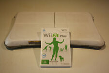 Nintendo Wii Fit Plus Game with Balance Board
