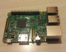 Raspberry Pi 3, Modello: B-Quad-Core, CPU-1.2 GHz - 1 GB Ram-scheda madre