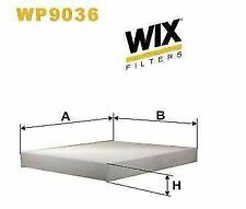 NEW Genuine WIX Replacement Pollen Filter WP9036