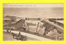 CLIFTONVILLE,  KENT - LOUIS LEVY POSTCARD NO. 28 -  NEWGATE  GAP  -  C 1905