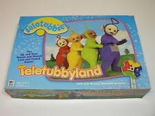 Teletubbyland – Rare 3D Teletubbies Board Game – Milton Bradley 1998 - Teletubby