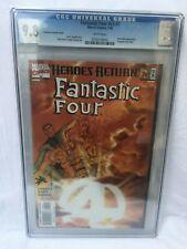 Fantastic Four #v3 #1 CGC 9.8 1/98 Variant Cover (1998)