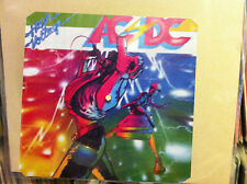 "AC DC - High Voltage Mega Rare 12"" Picture Disc Shaped Promo LP"