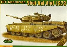 Ace Models 1/72 Israeli Centurion Shot Kal Alef 1973 Main Battle Tank