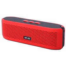 HF-X5 Bluetooth Wireless Mini Portable Universal Bass Speaker For Smart Phones