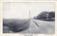 More details for the common, gerrards cross (looking west) - old postcard (ref 7314/19 b02)
