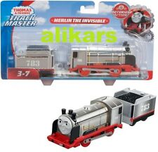 MERLIN the INVISIBLE - Trackmaster Thomas & Friends Tank Engine Fisher Motorized