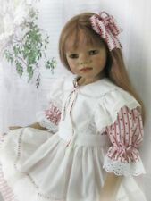 Sweetheart Pinafore Dress For Your Special Himstedt Doll.