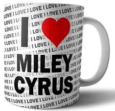 I Love Keyring Miley Cyrus I Heart Porte CL/É