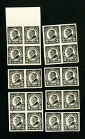 US Stamps # 611 XF Lot of 20 OG NH Scott Value $200.00
