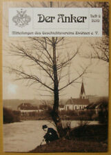 DER ANKER Geschichtsverein Gera Zwötzen Heft 5/2019 Chronik Buch Ausgabe 5