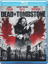 Dead In Tombstone ( Blu Ray,2012 ) Italy Import All Region Play