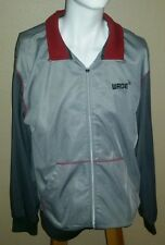 Converse DWYANE WADE No. 3 MIAMI HEAT Zip Up Warm-Up Track Jacket Sz XL