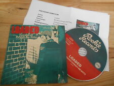 CD punk Loaded-Bloodshot Forget-me-deviennent (13 chanson) promo rookie Cargo CB pressk